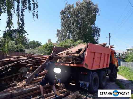 Вывоз мусора , Грузчики , Демонтаж Дзержинск