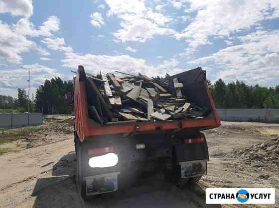 Зачистка участков Дзержинск