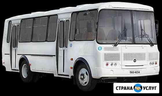 Пассажирские перевозки автобусом ПАЗ (ПАЗ-4234) Омск
