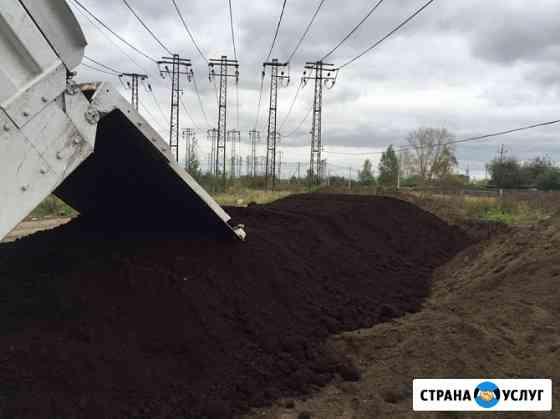 Торф, земля, грунт, чернозем, навоз Великий Новгород