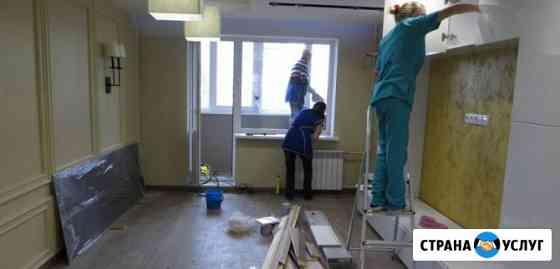 Уборка квартиры после ремонта Анапа