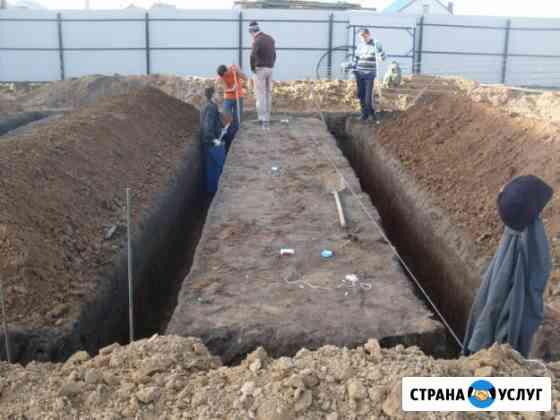 Земельные работы на КМВ и по краю Пятигорск