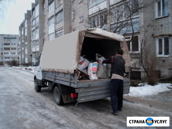 Грузчики. Вывоз мусора Транспорт Вологда