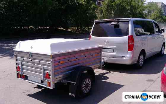 Заказ минивена Барнаул