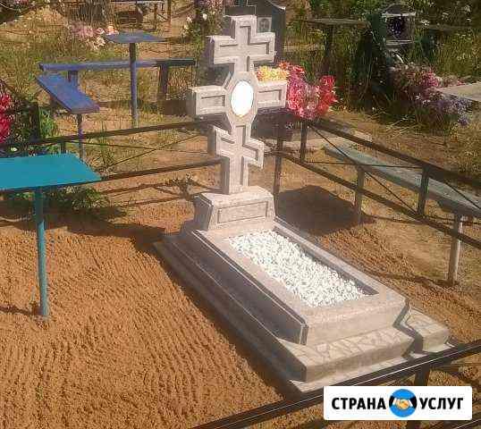 Памятник Окуловка