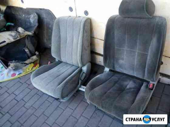 Химчистка салона автомобиля, мягкой мебели Горно-Алтайск