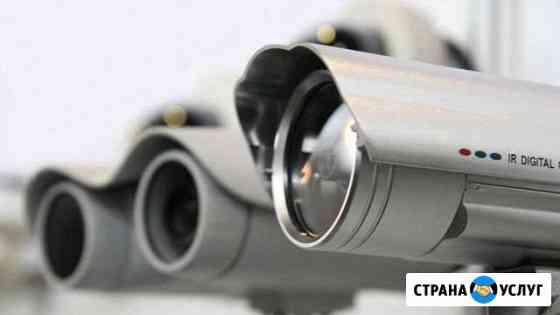 Установка, настройка систем Видеонаблюдения Серов