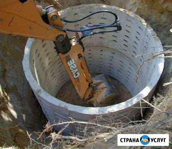 Канализация под ключ Казань
