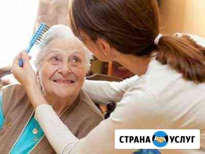 Мастер патронажа. Уход за пожилыми на дому Ново-Талицы