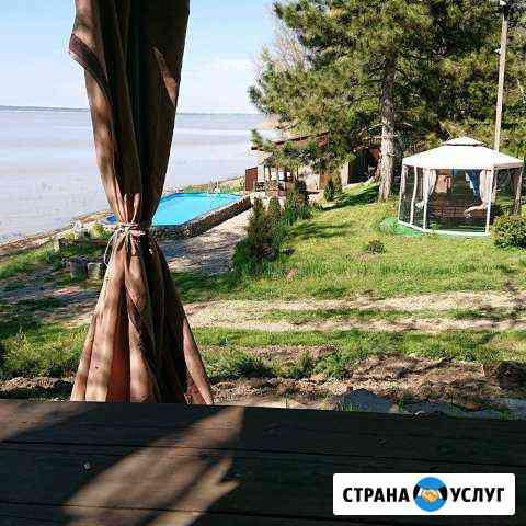 Отдых на природе у озера Красногвардейское