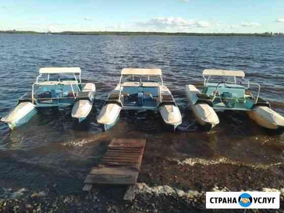Прогулки по воде Архангельск