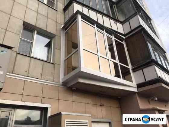 Изготовление балконов Магадан