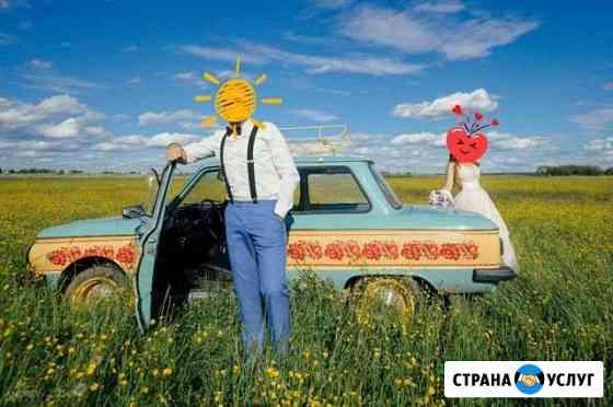 Аренда ретро авто для фотосессий и свадьбы Сыктывкар