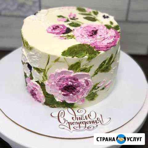 Торты на заказ Мурманск