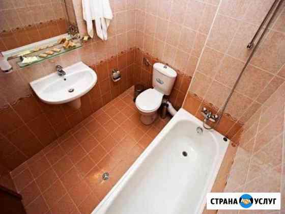 Ремонт ванной Магадан