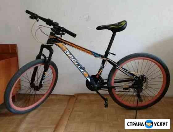 Прокат велосипеда Чита