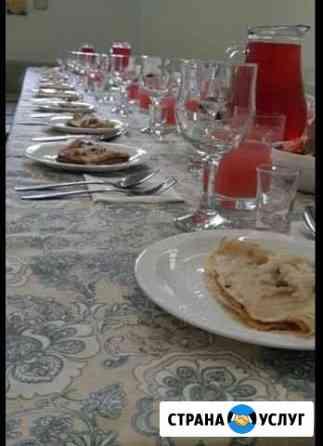 Поминальные обеды Архангельск