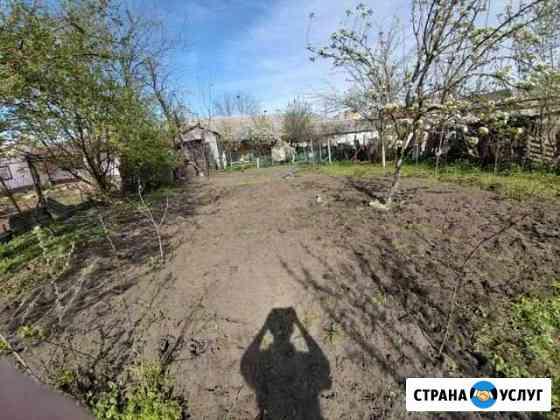 Копаем огороды Беслан