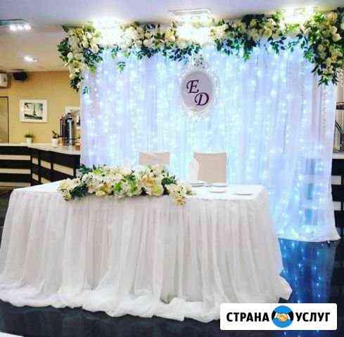 Оформление банкетного зала Кострома