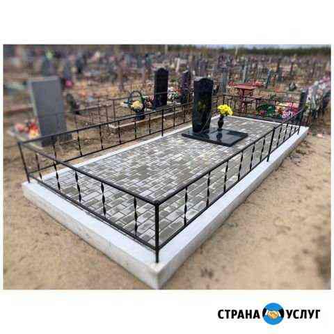 Благоустройство захоронений. Памятники Петрозаводск