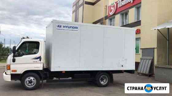 Реклама на грузовом автомобиле Рыбинск