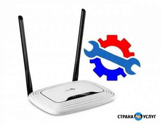 Настройка WiFi роутера под Ростелеком Грабово