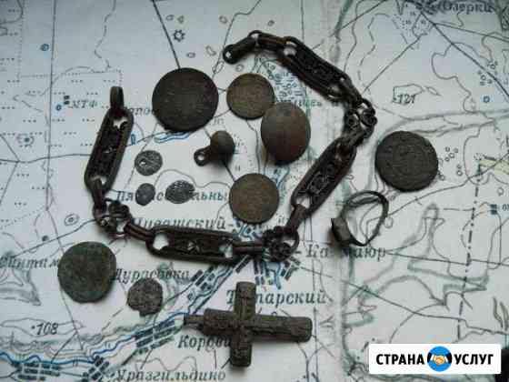 Поиск потерянных вещей металлоискателем Тольятти