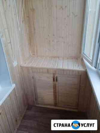 Услуги по отделке балконов, изготовление ворот, и Белгород