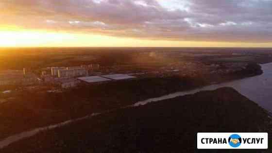 Аэро фото и видеосъемка, дрон Phantom 4pro Сыктывкар