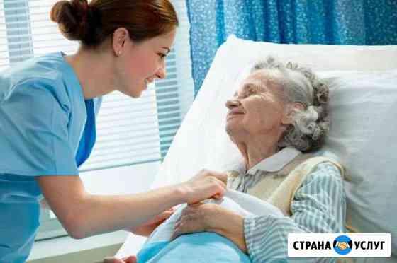 Услуги сиделки Рыбинск