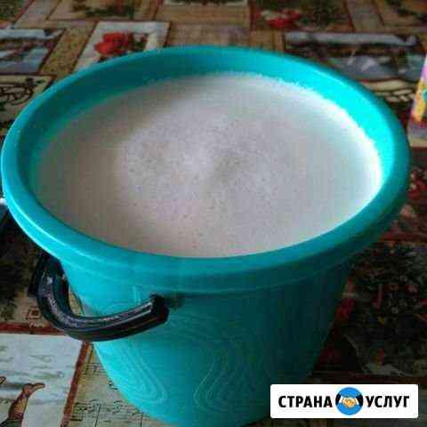 Козье молоко Октябрьское