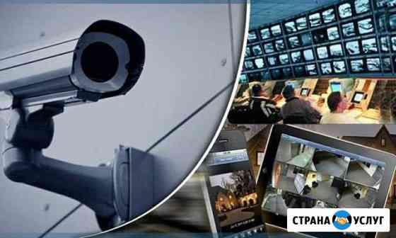 Видеонаблюдение в Туле Тула