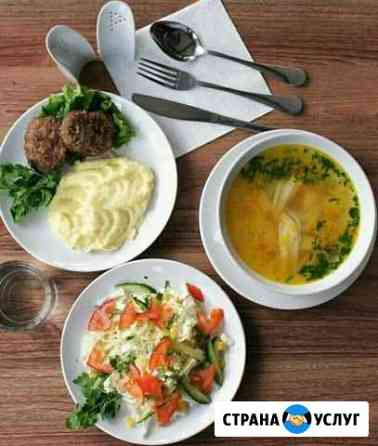 Доставка комплексных обедов Новочебоксарск