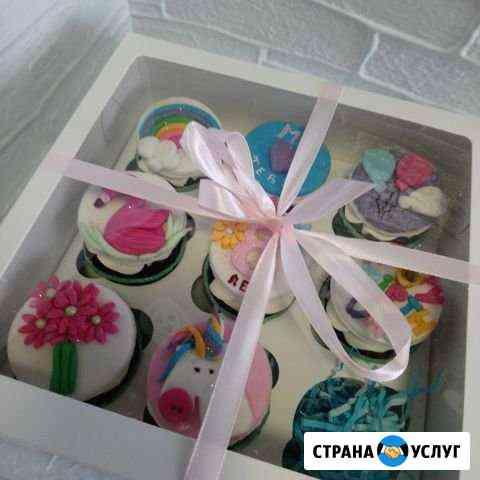 Торты на заказ Усинск