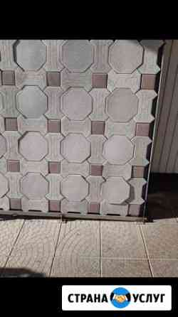 Производство тротуарной плитки Дигора