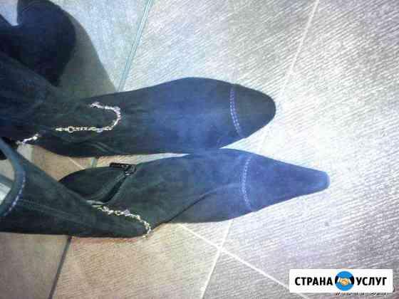 Ремонт обуви любой сложности Калининград