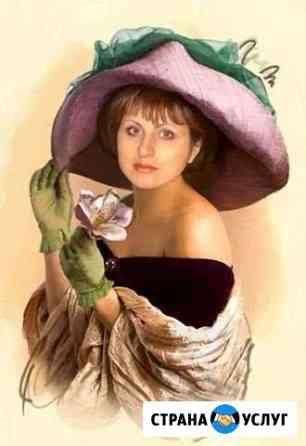 Картина, портрет по фото Рязань