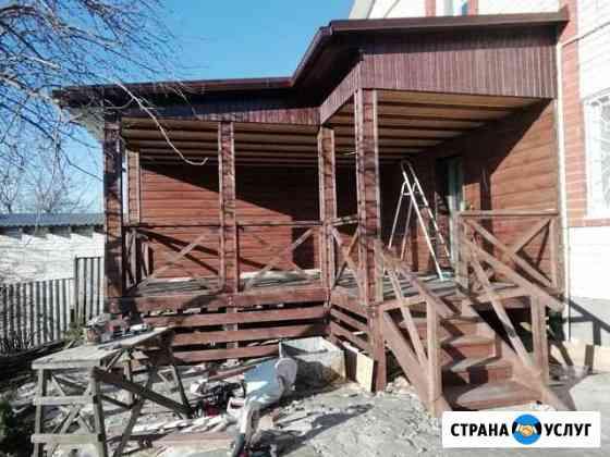 Услуги плотника Белгород