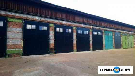 Новые гаражные ворота Улан-Удэ