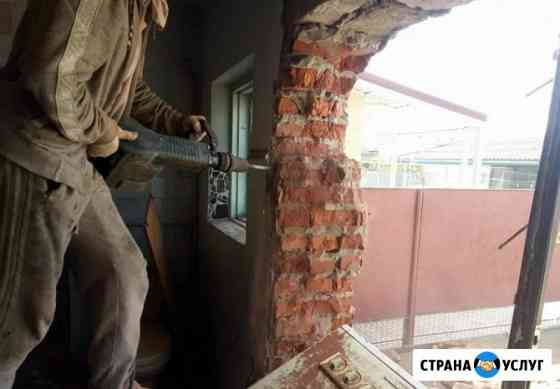 Демонтажные работы Смоленск