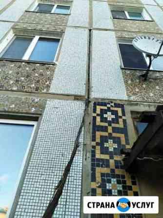 Утеплить межпанельный шов 2 этаж Таврическое