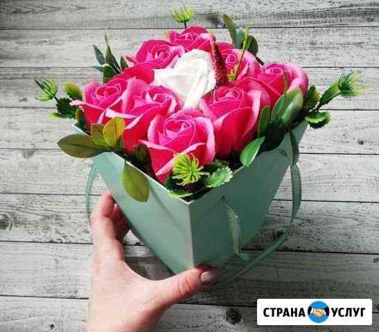 Мыльные розы Элиста