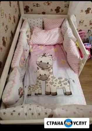 Бортики в кроватки Ульяновск