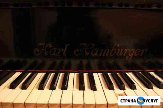 Настройка, ремонт, перевозка, подбор фортепиано Калининград