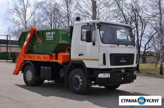 Вывоз строительного мусора Орёл