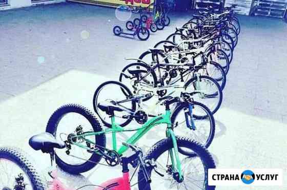 Прокат велосипедов / велопрокат Ярославль