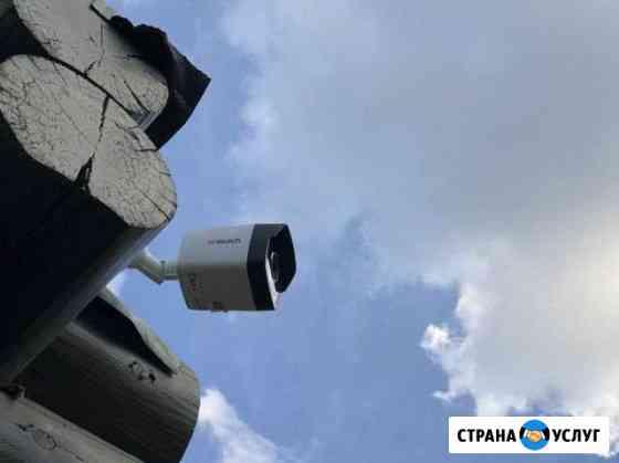 Видеонаблюдение Установка, Продажа, Монтаж Екатеринбург