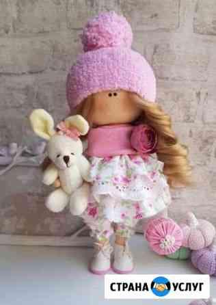 Акция Кукла тильда, интерьерная кукла, текстильная Рязань