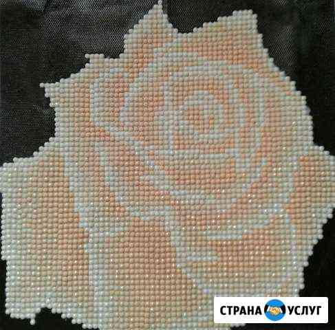 Алмазная вышивка на заказ Липецк
