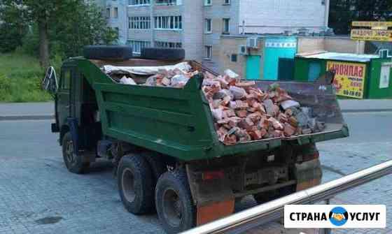 Вывоз мусора, старой мебели. Грузчики Пенза